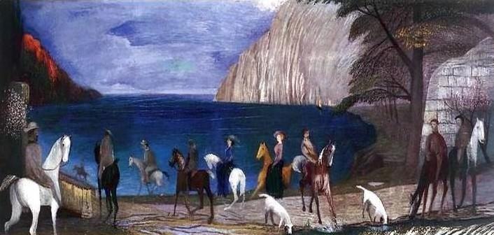 Exposition Csontvary à Budapest ; le peintre hongrois qu'adorait Picasso 1