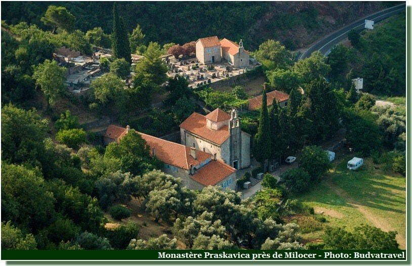 Monastère Praskavica