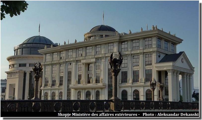Visiter Skopje ; capitale multiethnique aux facettes plurielles en Macédoine (Fyrom) 6