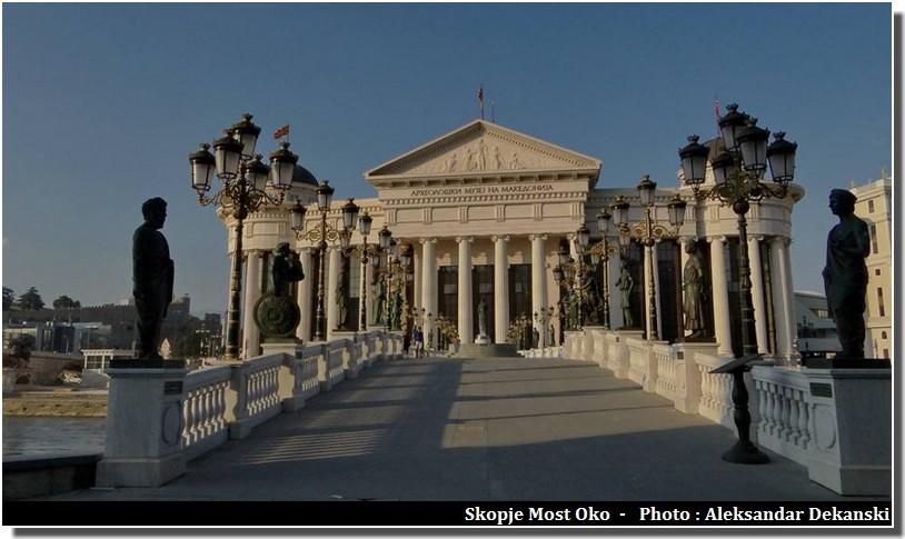 Visiter Skopje ; capitale multiethnique aux facettes plurielles en Macédoine (Fyrom) 2