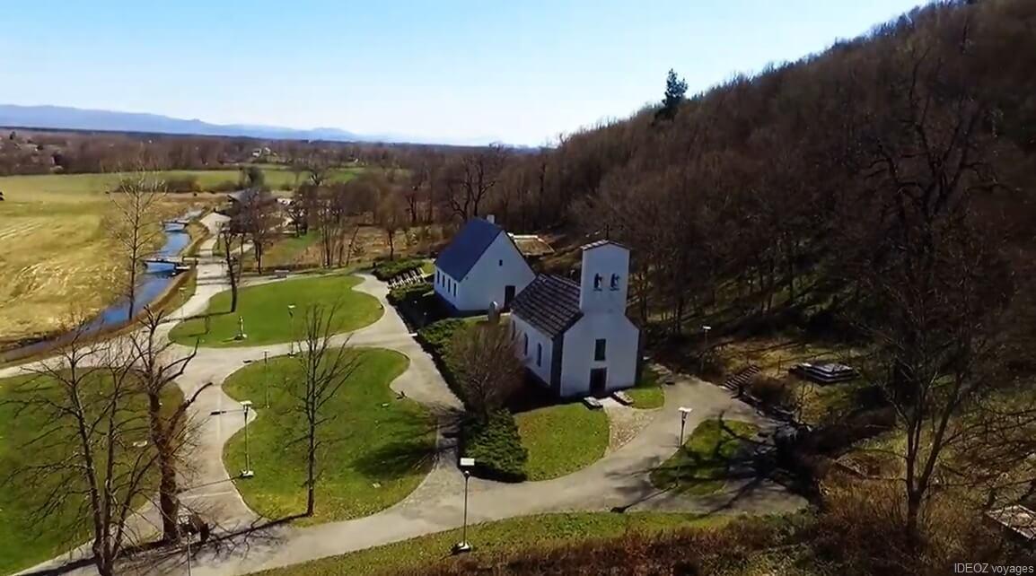 Smiljan village natal de Nikola Tesla