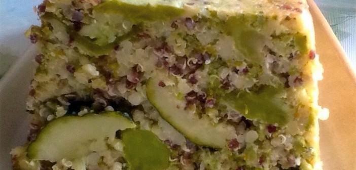 Cuisiner les l gumes verts en flan ou en terrine au quinoa - Comment cuisiner le quinoa recettes ...