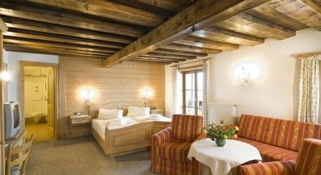 Alpenhotel Hundsreitlehen chambre