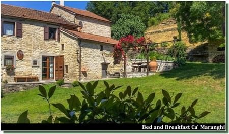 Bed and breakfast CA Maranghi