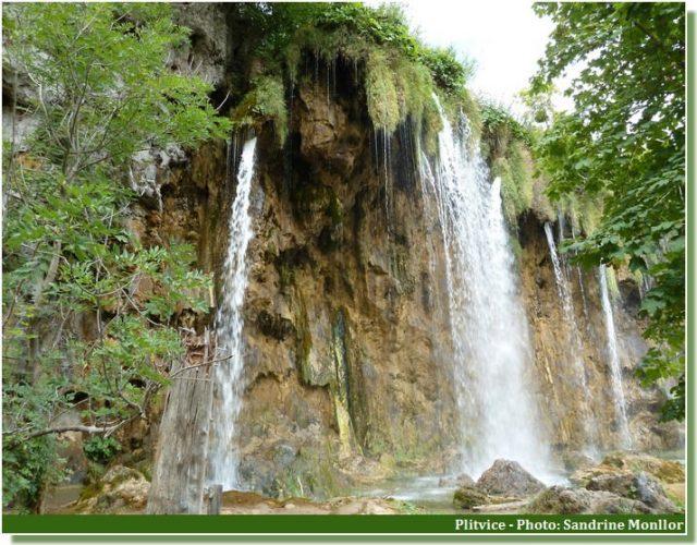 Chutes Parc de Plitvice