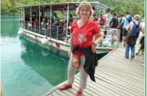 Embarquement à Plitvice