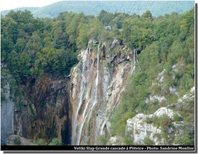 Grande chute Plitvice