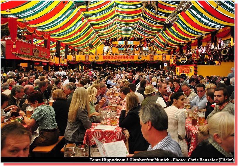 Hippodrom zeit Munich Oktoberfest