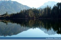 Lac Barmsee foret