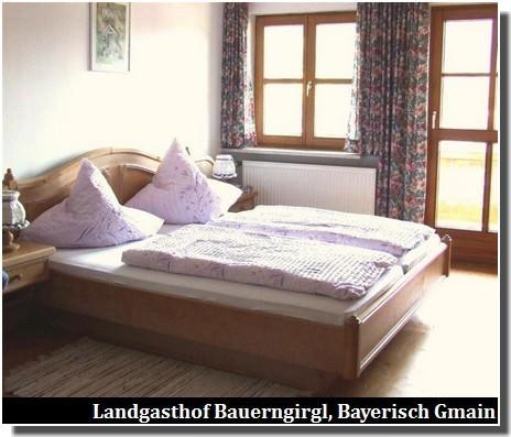 Landgasthof Bauerngirgl Bayerisch Gmain