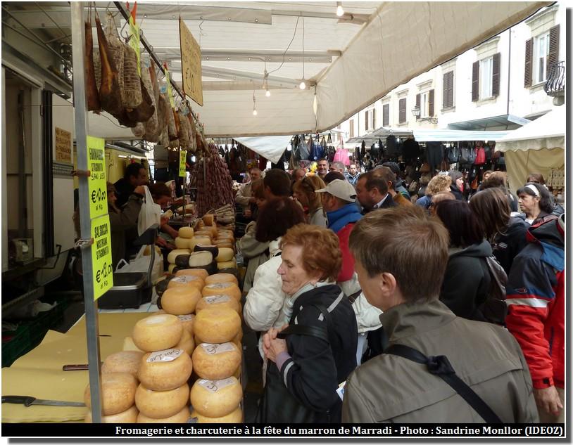 marradi fete de la chataigne fromagerie et charcuterie
