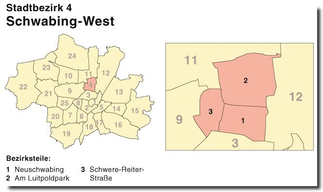 munich schwabing west