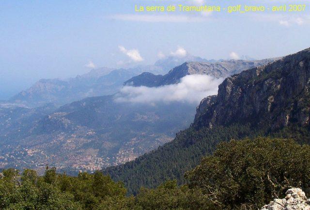 Majorque : Soller et la serra de Tramontana
