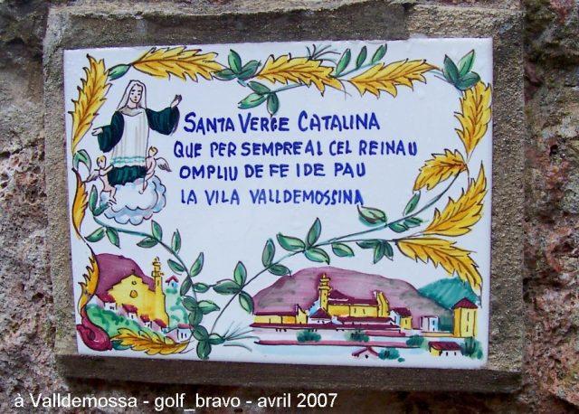 Majorque : dans les rues de Valldemossa