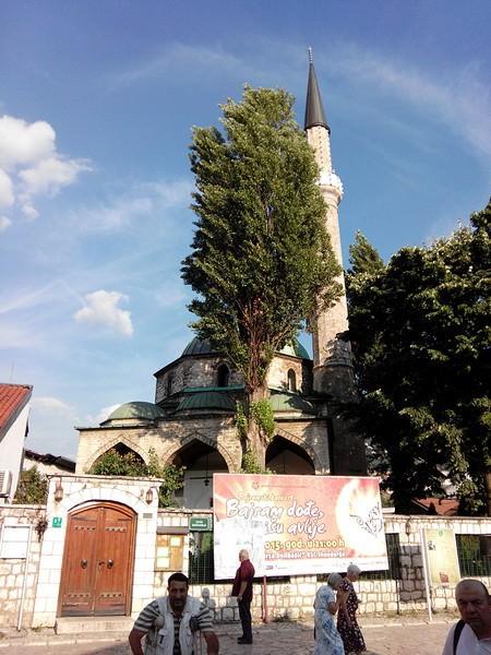 Minaret Sarajevo