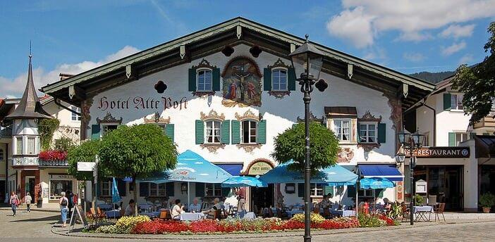 Oberammergau Hôtel Alte Post