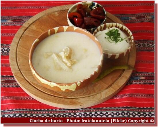 ciorba de burta soupe aux tripes roumaine