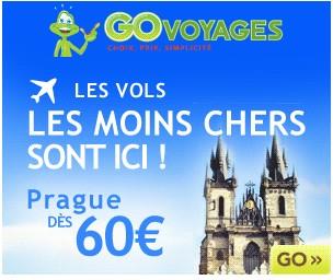 Paris - Prague : 3 nuits des 139euros