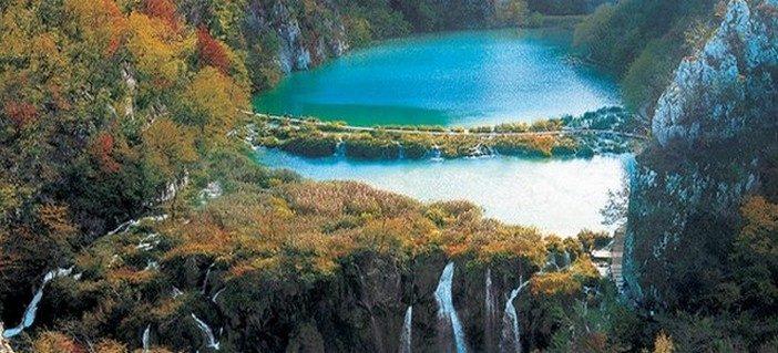 Visite des lacs de Plitvice (Plitvička jezera); un magnifique parc national en Croatie