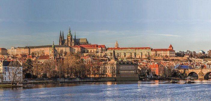 Château et Cathédrale de Prague - Photo: Jan Fidler (Flickr)