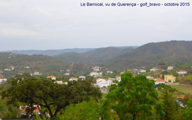 Algarve, le barocal
