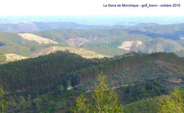 Algarve: la Serra de Monchique