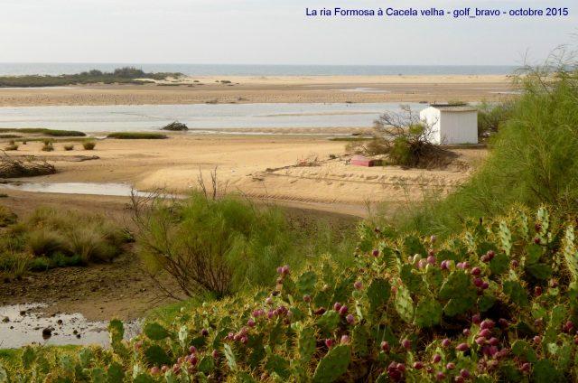 Algarve: la ria Formosa à Cacela Velha