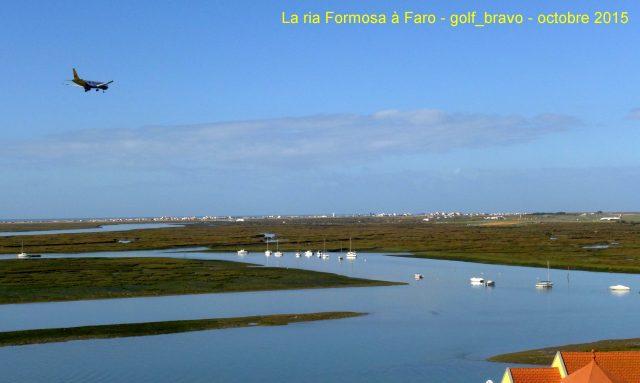 Algarve: la ria Formosa à Faro
