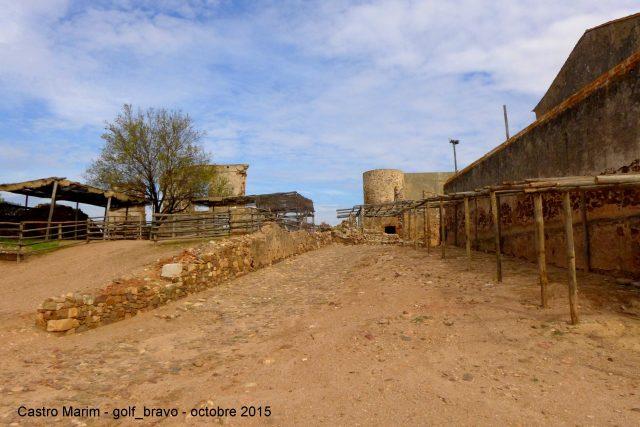 Algarve: le château de Castro Marim