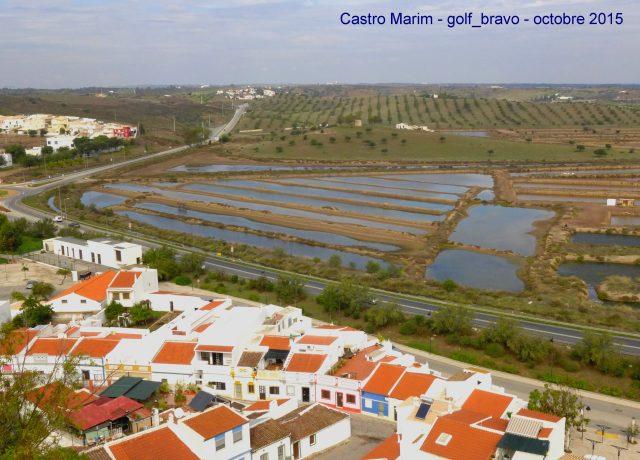 Algarve: les marais salants de Castro Marim