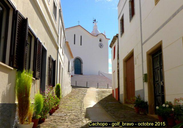 Algarve: cachopo, dans la Serra do Caldeirão