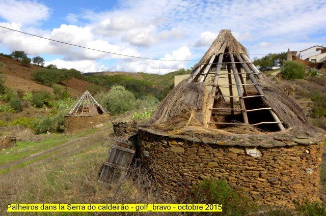 Algarve: les maisons rondes du néolithique