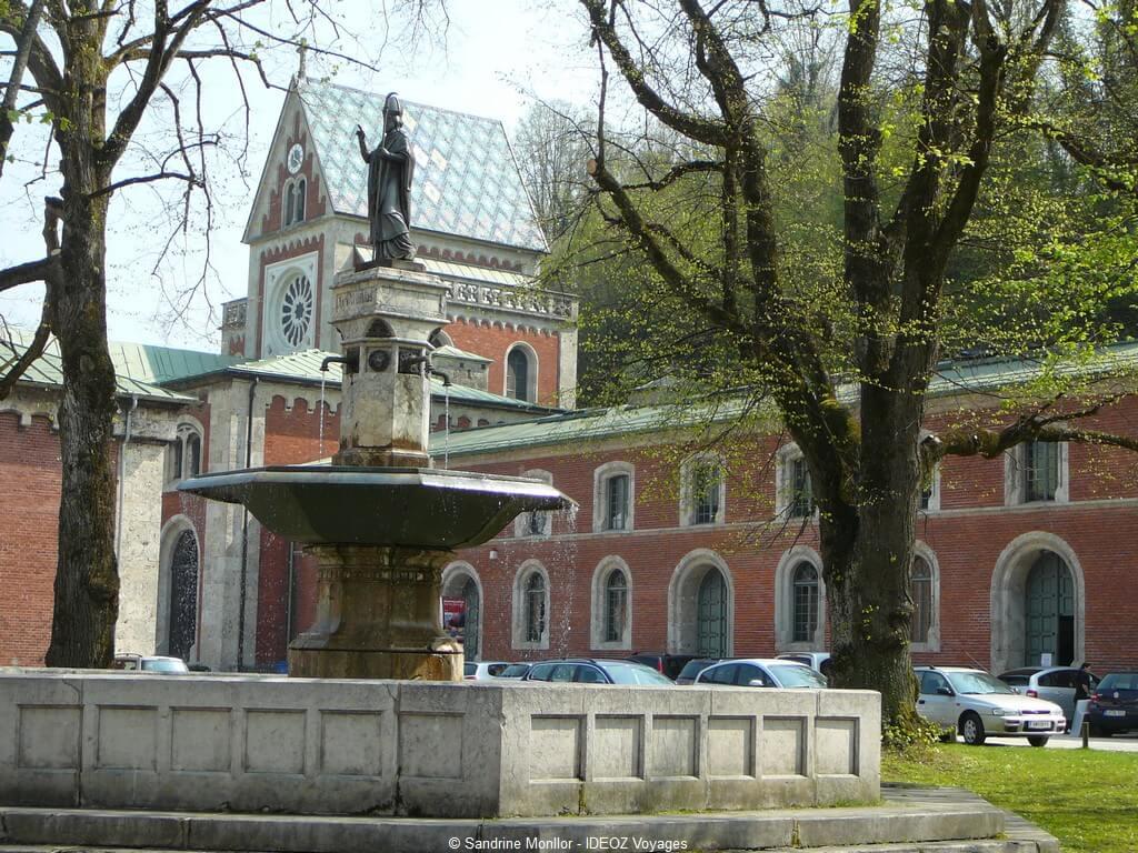 Bad Reichenhall Alte Saline