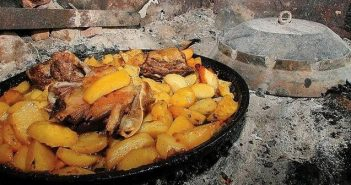 Cuisine de Lika : Ispod Peke - Photo: croatia.hr