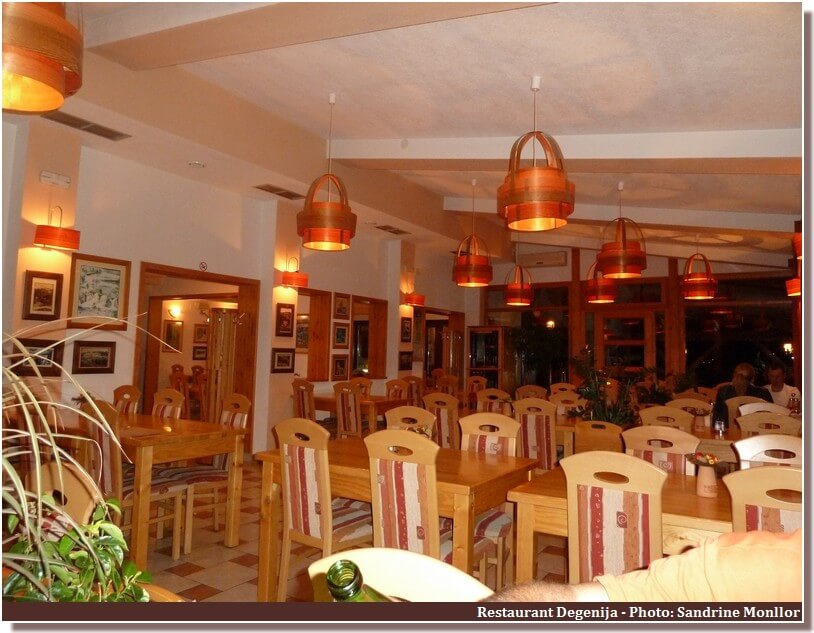 Restoran Degenija restaurants à Plitvice