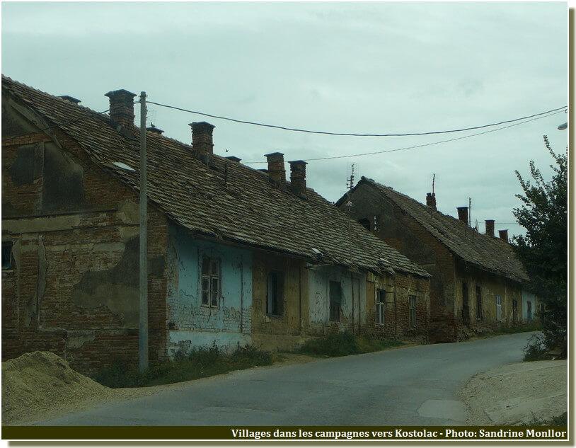 Village vers Kostolac