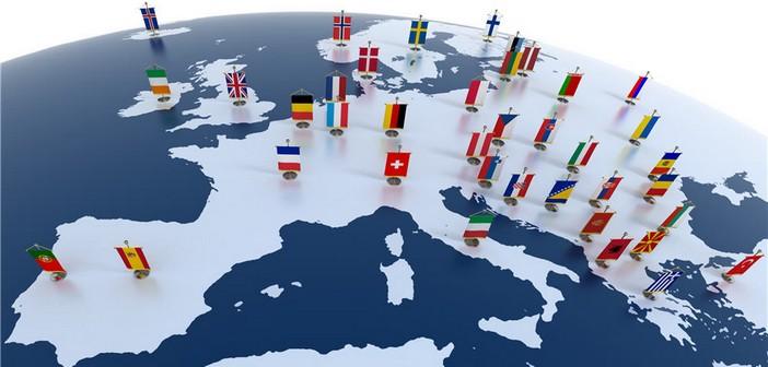 découvrir l'Europe