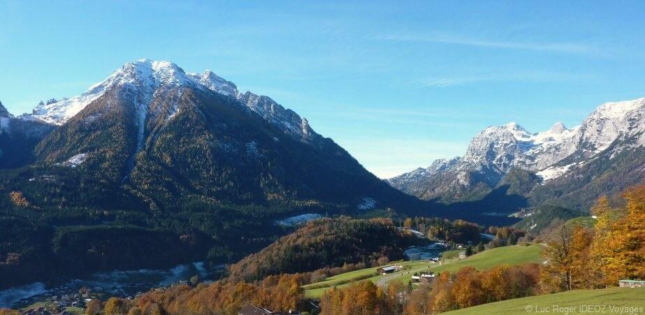 mont Watzmann en Bavière