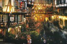 Alsace marché de noel