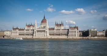 Budapest en Hongrie