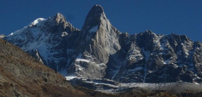 Mont blanc Chamonix