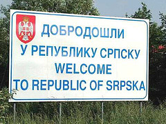 Republika srpska république serbe de Bosnie