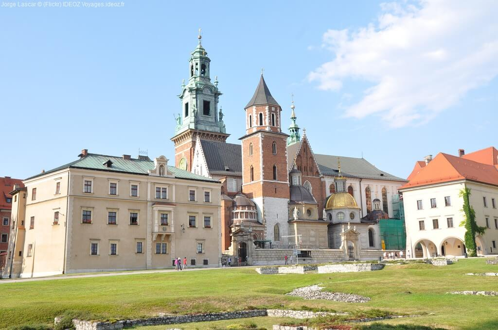 chateau Wawel à Cracovie