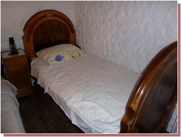 Agriturizam Kalpic lit simple chambre ancienne