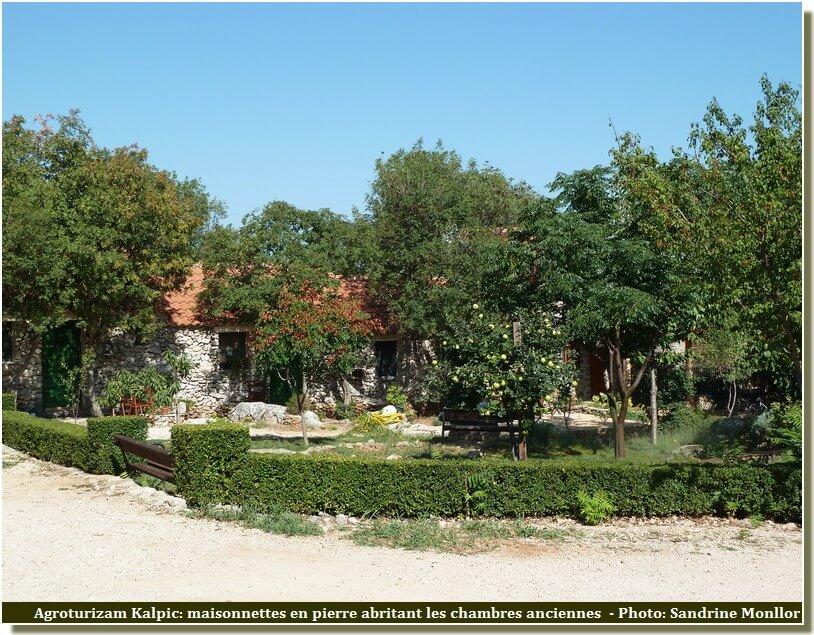 Agrotourizam Kalpic jardin et vergers