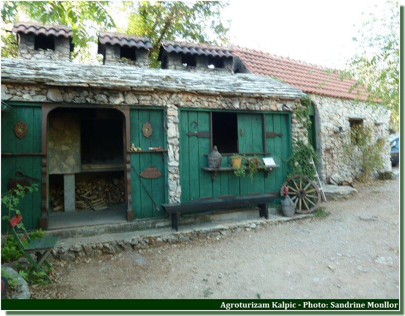 Barbecue agrotourisme Kalpic