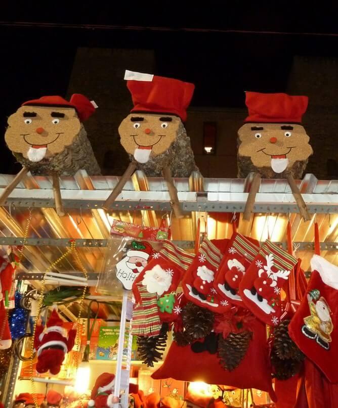 Bottes de Noel à Barcelone