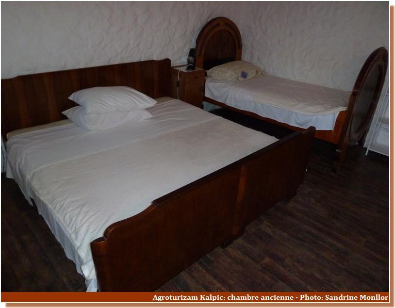 Chambre ancienne Kalpic Radonic