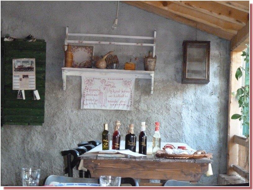 Kalpic vente de produits maison rakija et huiles d'olive