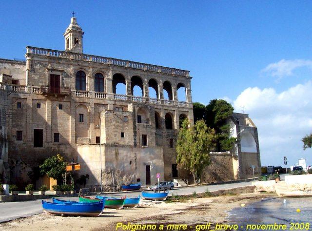 Pouilles : San Vito Polignano a mare